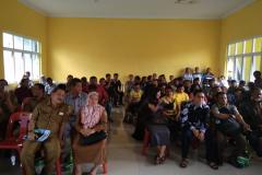 Rapat konsultasi publik dengan Masyarakat di kawasan TNGL