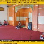 Pengajian Rutin Di Dinas Bina Marga Dan Bina Konstruksi Provinsi Sumatera Utara